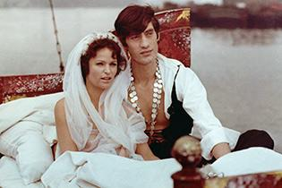 Szenenfoto aus dem Film PAUL UND PAULA