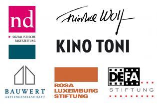 Logos Berliner Filmmontag