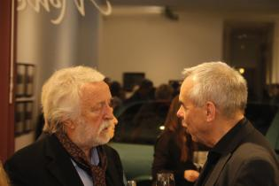 Frank Hörnigk und Paul Werner Wagner