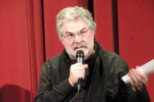 Hans-Dieter Schütt am 7.12.2016  im Kino Toni