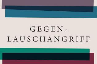 Buchcover Gegenlauschangriff von Christoph Hein