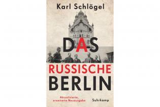 Buchcover: Prof. Dr. Karl Schlögel