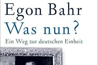Buchcover: Egon Bahr - Was nun?