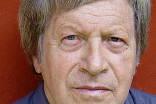Portrait von Bruno Flierl