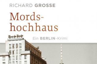 "Buchcover ""Mordshochhaus"""