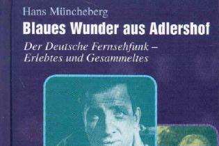 """Buchcover """"Blaues Wunder aus Adlershof"""""""